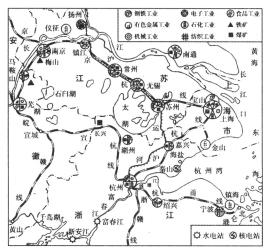 人口过多引发的问题_读下图 东京市区域规划图 .回答问题. 1 老城市人口过多